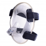 Total Face Mask with Headgear